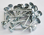 Galvanized Roofing Nails - Good for Resisting Corrosion